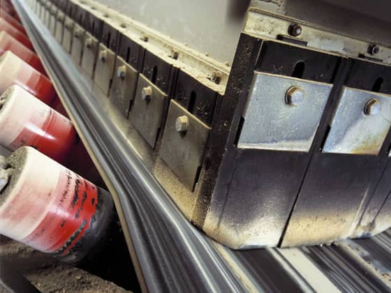 Spill Ex Conveyor Skirt Sealing System Conspare Conspare
